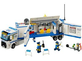 City 60044 Mobile Police Unit