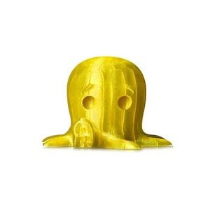 MAKERBOT PLA - Translucent Yellow - Small _0_22kg_ (MP05767)