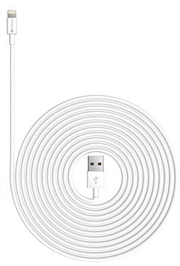 Lightning to USB Cable 3m white