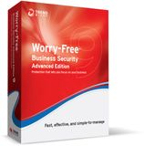 TREND MICRO Worry-Free Business Security v9.x, Advanced Bundle, Multi-Language: Renewal, Normal, 5-5 User License, 24 months CMSBWWM9YLIULR