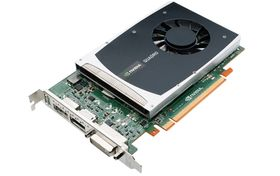 DELL 1 GB NVIDIA Quadro 2000 2DP & 1DVI-I (490-14033)