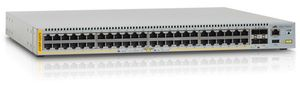 AT-X510DP-52GTX SWITCH WITH 48 X 10/ 100/ 1000T           IN WRLS