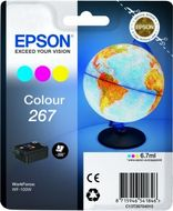 EPSON InkCart/ 267 3 Colour f WF-100W RF+AM (C13T26704020)
