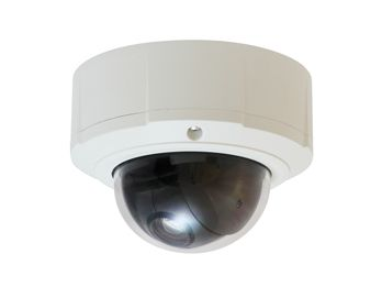 H.264 3MP FCS-4043 P/T/Z POE WDR IP DOME CAM TAA