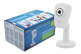 PLUG&VIEW OPTIVIEW PRO CAMERA 1 MP H.264 IP 11N DAY&NIGHT      IN CAM
