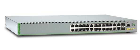 AT-FS970M/ 24PS-50 24 PORT FAST ETHERNET POE+ SWITCH        IN CPNT