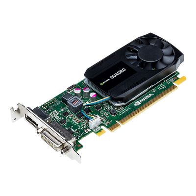 NVIDIA Quadro K620 2GB (DP, DL-DVI-I) (1 DP to SL-DVI adapter) (Kit)