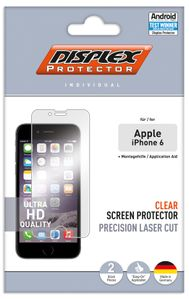 DISPLEX 1x2 Screen Protector for iphone 6 / 6s (00421)