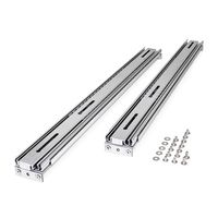 RACK RAIL 19IN SRC-SR20 EXCLUSIVE FOR SRC-2080X07 ACCS