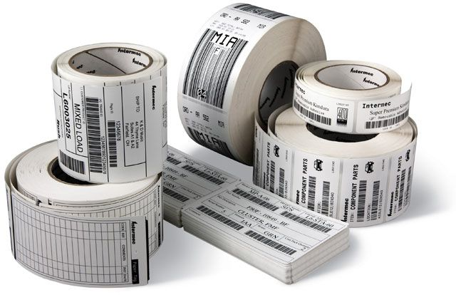 TTR COATED PAPER 90X28.75 OUTS. WOUND 40MM CORE/BOX OF 12