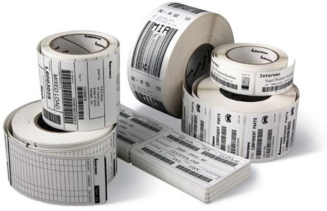 INTERMEC THERMAL ECO 115 LABELS/ ROLL 101.60MMX152.4MM/ BOX OF 16 (I27116-C)