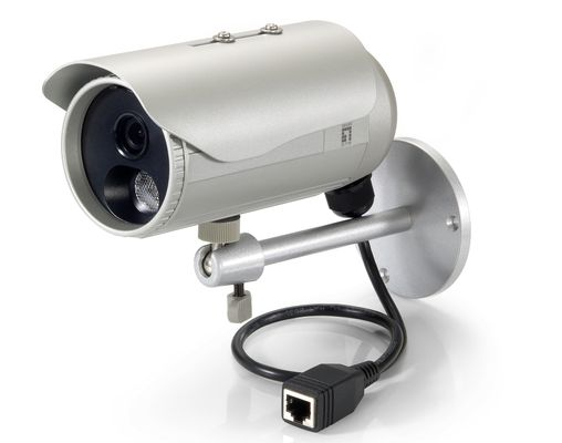 H.264 3MP FCS-5053 POE IP NETWORK CAM TAA