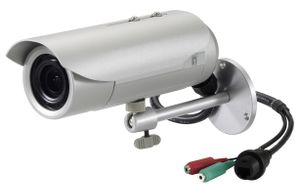 H.264 3MP FCS-5057 POE WDR IP DOME NETWORK CAM TAA