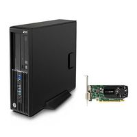 Z230 Small Form Factor Workstation Bundle