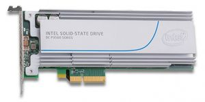 SSD DC P3500 SERIES 400GB 20NM 1/2HEIGHT PCIE3.0 MLC SINGLEPACK