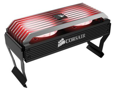 CORSAIR Dominator Airflow Platinum Fan with LED (CMDAF)