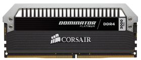 CORSAIR memory D4 3000 32GB C15 Dom kit (CMD32GX4M4B3000C15)