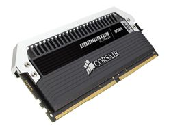 CORSAIR memory D4 2666 64GB C15 Dom kit (CMD64GX4M8A2666C15)