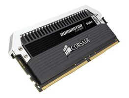 CORSAIR Dom Plat 64GB DDR4 8x288, 2666MHz (CMD64GX4M8A2666C15)
