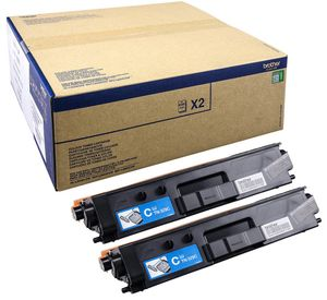 BROTHER TN-329CTWIN TONER CYAN F/