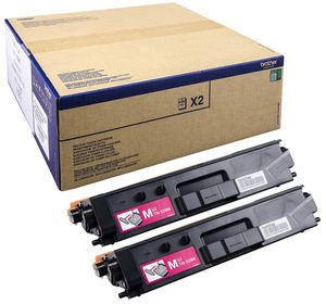 BROTHER TN-329MTWIN TONER MAGENTA F/