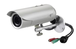 H.264 5MP FCS-5064 POE WDR IP NETWORK CAM TAA