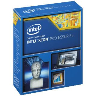 XEON E5-1620V3 3.50GHZ SKT2011-3 10MB CACHE BOXED IN