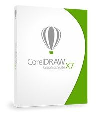 CORELDRAW GRAPHICS SUITE X7 SMALL BUSINESS ED 3U IN