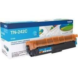BROTHER TN-242 CYAN TONER FOR