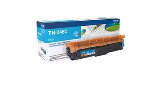 BROTHER TN-246 CYAN HY TONER