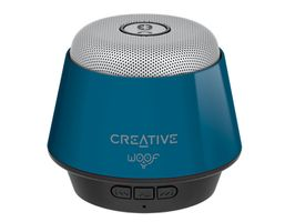 WOOF Wireless Speaker Bluetooth Blue
