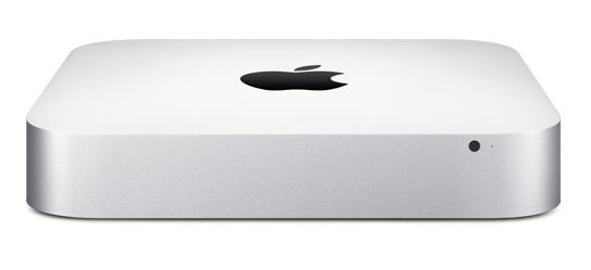 APPLE Mac mini Intel Dual-Core i5 1.4GHz, 4GB, 500GB, HD Graphics (MGEM2DH/A)