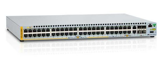 AT-X310-50FP-50 L2+ SWITCH 48 POE+ PORTS 10/ 100MBPS         IN CPNT