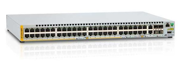 AT-X310-50FT-50 L2+ SWITCH 48 PORTS 10/ 100MBPS              IN CPNT