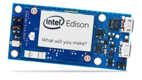INTEL EDISON EDI2.SPOF.AL.S COMPUTE MODULE IOT WEARABLE IN