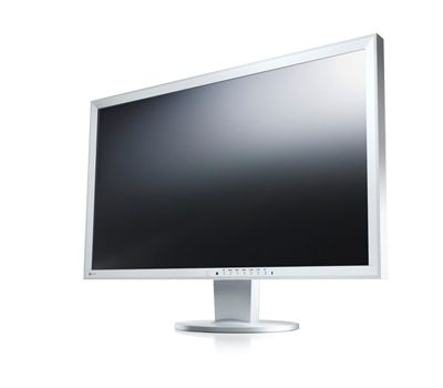 "27"" LED FlexScan EV2736WFS3-GY 2560x1440,  6ms, 1000:1, Height adjust/ Pivot,  IPS, DVI/DP"