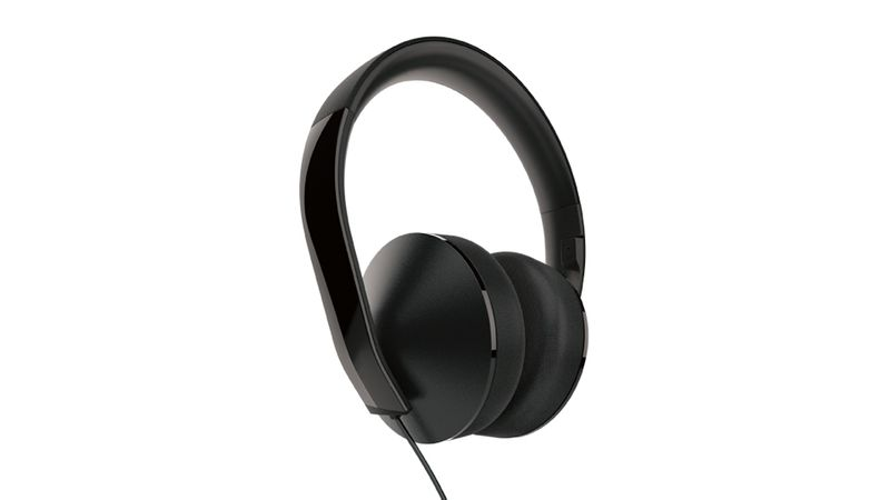 XBOX ONE STEREO HEADSET ONE BLACK ACCS