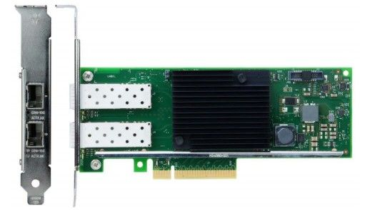 Intel X710 2x10GbE SFP+ Adapter for System x