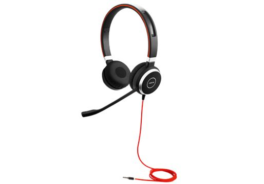 EVOLVE 40 UC Duo Headset