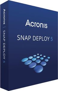 ACRONIS SNAP DEPLOY PC LIC W/AAP - 0001 - 0049          IN LICS (SWPELPDES21)