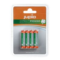 Akku Direct Power -AAA HR03 Micro 850mAh 4St.