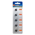 JUPIO JCC-LR44, Alkaline, Button/ coin,  1,5V