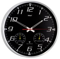 MEBUS 52660 Radio controlled Wall Clock (52660)