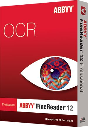 FineReader 12 Professional (ESD)