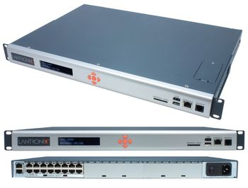 LANTRONIX SLC8000 ADV. CONSOLE MANAGER RJ45 16-PORT AC-SINGLE SUPPLY    IN CPNT (SLC80161201S)
