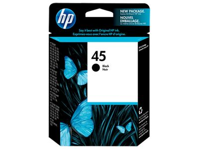 HP SMART CARD INK CARTRIDGE 45A 370ML (B3F39A)