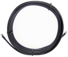 75-FT (22.5M) LOW LOSS LMR-240 CABLE WITH TNC CONNECTOR         IN CABL