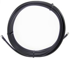 25-FT (7.5M) LOW LOSS LMR-240 CABLE WITH TNC CONNECTOR         IN ACCS