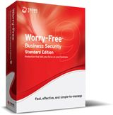 TREND MICRO Worry-Free Business Security, Standard  v9.x, Multi-Language: Renewal, Normal, 51-100 Use r License, 09 months