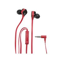 H2310 In Ear-headset,  rött/ svart